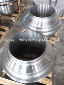 Hot Forged Stainless Steel High Pressure Special Shaped Nozzle Flange
