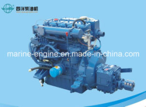 High Speed Marine Diesel Engine with Gearbox Lifeboat 39HP pictures & photos