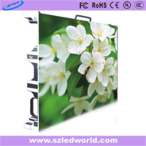 Slim Die-Casting P4 Rental Indoor/Outdoor Full Color LED Display Panel for Stage Performance pictures & photos