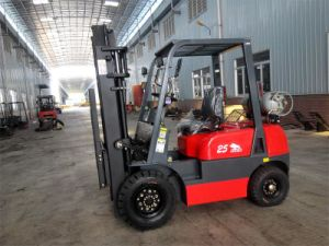 Hot Sale Gasoline Forklift pictures & photos