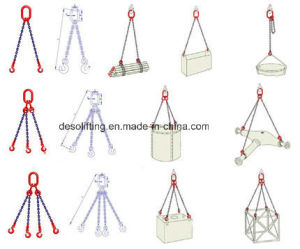 Chain Sling with One Leg pictures & photos