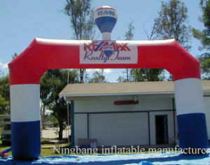 Oxford Cloth Inflatable Arch for Advertising