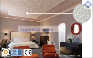 Modern Style Bed Room MDF Wood Ceiling Decoration Panel (NO135WPMS21) pictures & photos