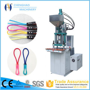 Injection Modling Machine for PVC Pull Header with Cord pictures & photos
