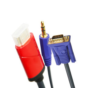 Hot Selling VGA to HDMI Adapter Cable pictures & photos