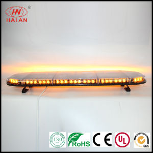 Super Thin LED Emergency Vehicle Working Lightbar Fire Fighter Ambulance Warning Lightbar pictures & photos