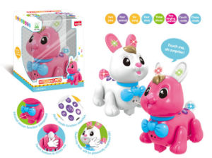 Battery Operated Toys Intelligent B/O Rabbit Toys (H0278057) pictures & photos