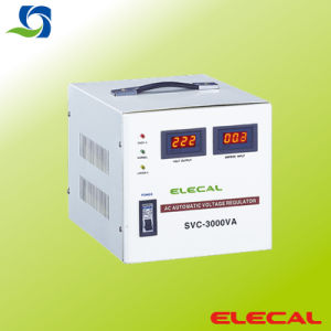 SVC (LED) Automatic Voltage Stabilizer pictures & photos