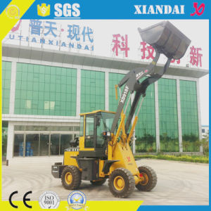 Xd918f 1.6ton Wood Grabber Log Crane with Quick Coupler pictures & photos