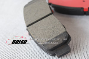 Wear-Resisting Brembo Brake Pad for Odyssey Year 02~04