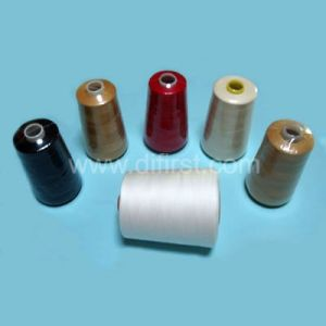 Hot Sale Polyester Sewing Thread Customized pictures & photos