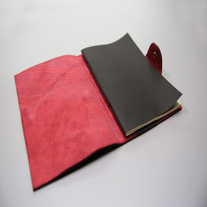 PU Cover Notebook Printing with Great Quality pictures & photos