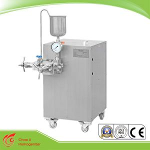 Small Laboratory Homogenizer Machine (GJB30-40) pictures & photos