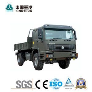Popular Model HOWO Cargo Truck of 4*2 pictures & photos