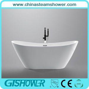 Boat Shape Freestanding Bathtub (KF-758)