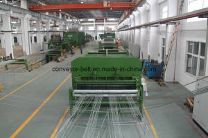 Flame Resistant Steel Cord Rubber Conveyor Belt