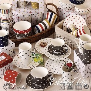 Cearmic New Design New Bone China Plate pictures & photos