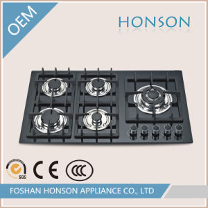 Best Price Tempered Glass Gas Hob Gas Cooker