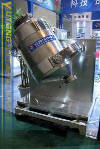 Pharaceutical Three Dimensional Mixer pictures & photos