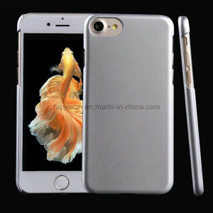 New Arrival Metallic Spray Paint PC Case for iPhone 7 pictures & photos