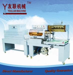 Automatic L-Type Sealing Machine (QL5545-1) pictures & photos