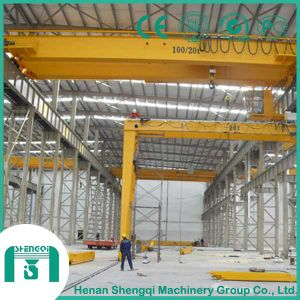 Lifting Machinery Qd Type Double Girder Overhead Crane pictures & photos