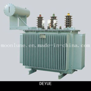 Oil Filled Electronic Distribution Transformer S9