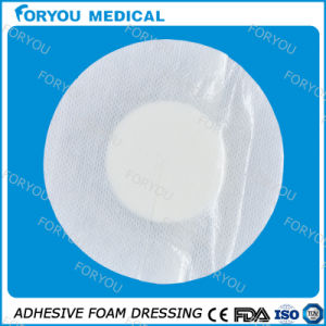 Medical Products Polyurethan Foam Dressing Foam Sheet pictures & photos