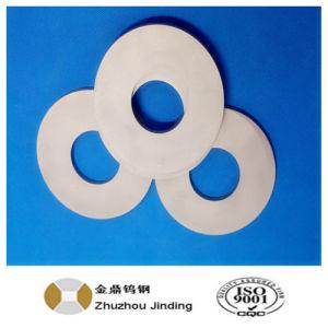 Tungsten Carbide Circular Cutter Blade, Tungsten Circular Disc Cutter pictures & photos