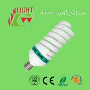 T6 120W High Power Full Spiral CFL Lamps Energy Saving Light pictures & photos