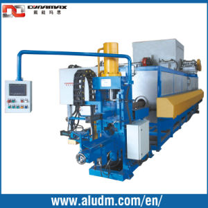 Engergy Efficiency Aluminum Extrusion Machine in Billet Heating Furnace pictures & photos