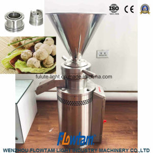 Edible Stainless Steel Fish Balls Colloid Mill Food Machine pictures & photos