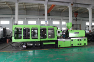 3000 Ton High Efficiency Energy Saving Injection Molding Machine (AL-VJ/3000W) pictures & photos