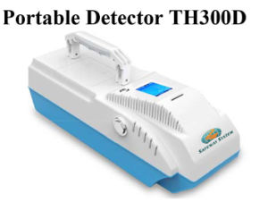 Portable Explosive and Narcotics Detector for Airport Train Station pictures & photos