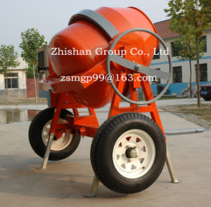CMH480L (CMH50-CMH800) Electric Gasoline Diesel Portable Cement Concrete Mixer pictures & photos