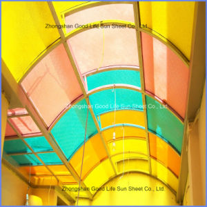 Any Color Lexan Embossed Cheap Polycarbonate Sheet for Sale pictures & photos