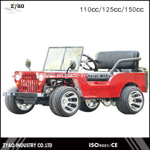 Small Jeep/Kids Amy Jeep/ Mini Rover for Kids/Go Kart for Sale 110cc, 125cc, 150cc pictures & photos