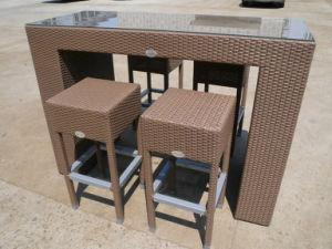 Rattan Bar Stools/Bar Table and Chairs/Rattan Counter Stools/Counter Height Bar Stools pictures & photos