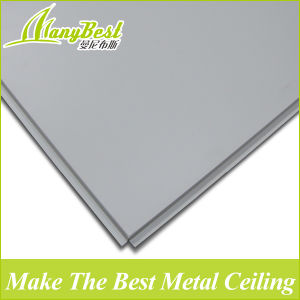 Lay in Soundproof and Fireproof Aluminum Ceiling pictures & photos