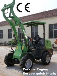 Hot Sale Multi-Function Mini Loader (HQ910C) with CE pictures & photos