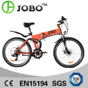 "Smart 26"" Folding Electric Bike 250W (JB-TDE26Z) pictures & photos"