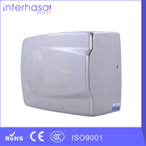 Metal Wire Drawing Ce Popular Hotel Supermarket 1400W Hand Dryer pictures & photos