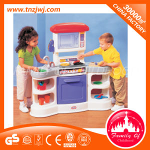 Plastic Kitchen Play Kids Playhouse for Fun pictures & photos