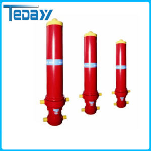 5 Stages Telescopic Cylinder for Dump Truck Manufacturer in China pictures & photos
