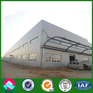 Steel Workshop Construction for Car Accessories (XGZ-A008) pictures & photos