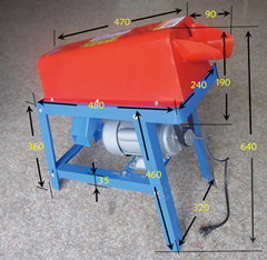 Corn Sheller/Maize Thresher/Mini Electric Corn Thresher pictures & photos