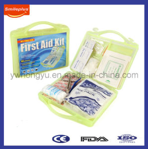 PP First Aid Kit Bag for Multipurpose Care pictures & photos