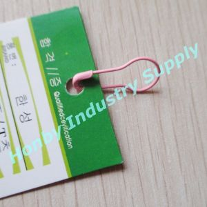 22mm Colored Pear Shaped Safety Pin for Hang Tags (P160125F) pictures & photos