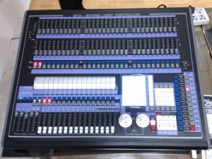 2010 DMX Lighting Console Lighting Controller