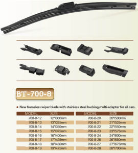 Auto Parts Wiper Blade pictures & photos